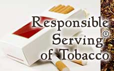 Responsible Serving® of Tobacco Online Training & Certification